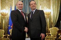 Φρανσουά Ολάντ: Οι κυρώσεις σε βάρος της Ρωσίας πρέπει να αρθούν ~ Geopolitics & Daily News