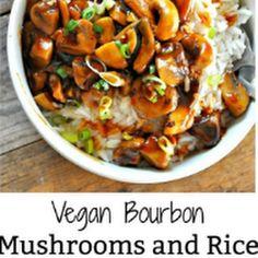 Vegan Mushroom Pasta with Spinach (Easy Recipe) - Tasty is Me Vegan Mushroom Pasta, Mushroom Rice, Honey Mustard Sauce, Honey Mustard Chicken, Sweet Potato Pound Cake, Kebabs On The Grill, Stuffed Mushrooms, Stuffed Peppers, Spinach Pasta