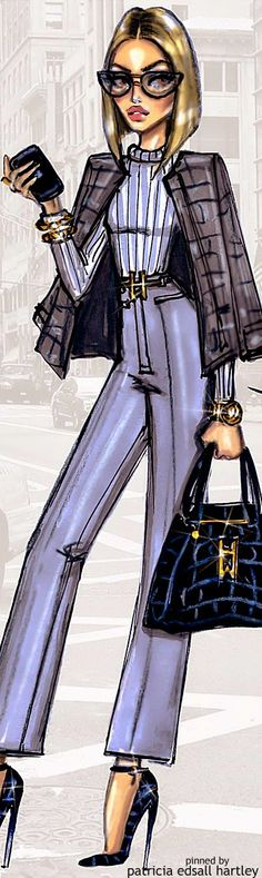 Style in the City by Hayden Williams 'Business Minded'