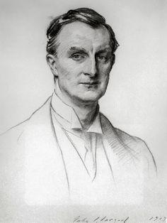 ART & ARTISTS / John Singer Sargent - Edward Grey, 1st Viscount Grey 1913