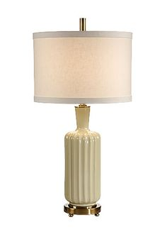 Wildwood Lamps Ribs Ribs Lamp - 33""