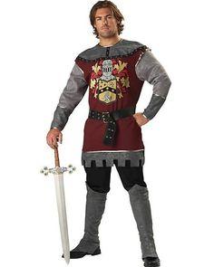 renaissance mens costumes knight - Google Search