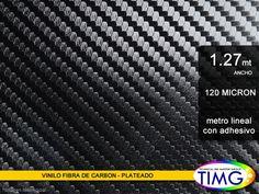Recuerda que tenemos vinilos fibra de carbono para tunning vehicular, carcasas de equipos electronicos, computadores, pantallas y mas - con un excelente precio por metro - http://www.suministro.cl/category_s/884.htm