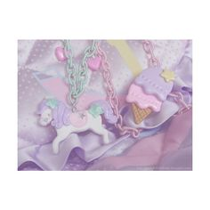 fairy kei | Tumblr ❤ liked on Polyvore featuring pictures, kawaii, accessories, necklaces and photos