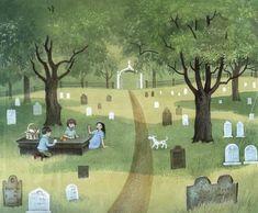 Barbara Cooney «Letting Swift River Go Barbara Cooney, Fairytale Art, Children's Literature, Children's Book Illustration, Nursery Prints, Art World, Creative Inspiration, Wonders Of The World, Childrens Books