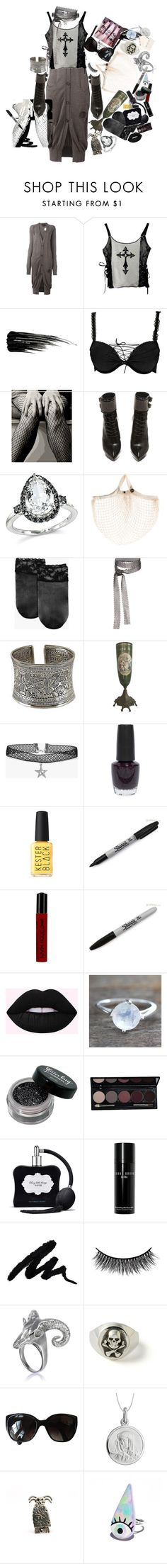 """""""Strange Ways"""" by amanda-anda-panda ❤ liked on Polyvore featuring Vivienne Westwood Anglomania, Urban Decay, Universal Lighting and Decor, Yves Saint Laurent, Clare V., Boohoo, Fallon, NOVICA, OPI and Sharpie"""
