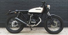 honda-cg-125-1980 - Café Racer