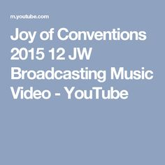 343 Best Music & videos images in 2019 | Jehovah s witnesses