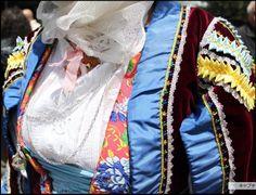 particolare costume Belvi