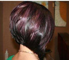 Love this haircut and color!