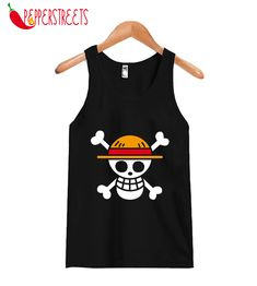 About Compre One Piece Anime Tank Top This tank top is Made To Order, we print one by one so we can control the quality. print Compre One Piece Anime . Custom Tank Tops, New Tank, One Piece, Cute Designs, Unisex, Black, Women, Fashion, T Shirts