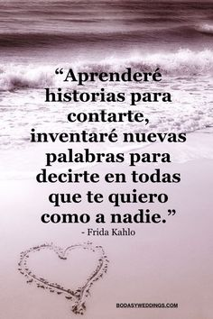 Frases de amor de Frida Kahlo - Aprendere historias para contarte