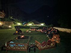 With Vinit R.Rai on the mike, it was another evening worth remembering. The guests were truly delighted with the melody he spread with his beautiful songs. But it doesn't end here! Visit us - www.thehimalayanvillage.in  #IndieRising #vrr #Himalayas #Kasol #ParvatiValley #Malana #Tosh #Kheerganga #Chalal