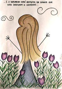 Sinais da Natureza – Kalli Horn Illustrator