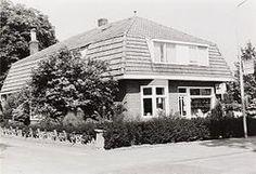 Schildersbedrijf Henk van Wette aan de Kortestraat in Wijk en Aalburg (1989)