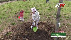 PiantiAmoBastia è stata una festa, degli alberi, delle rose e dei bambini [VIDEO e FOTO]