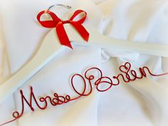 Hey, I found this really awesome Etsy listing at https://www.etsy.com/listing/167914193/christmas-wedding-dress-hanger