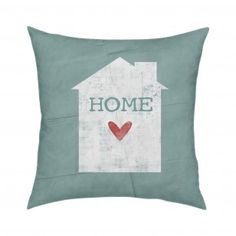 Home Pillow 18x18