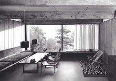Rikke og Matt: Friis & Moltke - Projects - Knud Friis' eget hus 1958 #Danmark