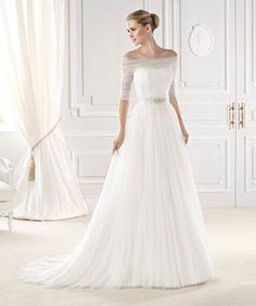 La Sposa 2015 menyasszonyi ruha - Esien