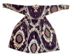 Central Asian Ikats: Visual Gems from the Desert Oasis