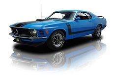 1970 Ford Mustang Boss 302 Is A True Legend [Retro Resale]