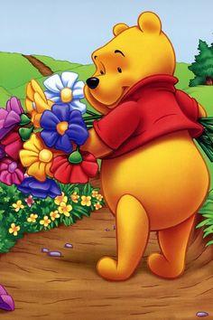 Pooh bear!!!!!!!!