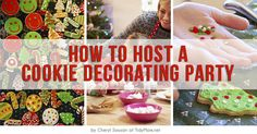 How To Host a Cookie Decorating Party | eBay