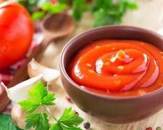 Sauce rouge à la tomate allégée : Savoureuse et équilibrée   Fourchette & Bikini