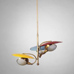 276: Italian / ceiling fixture < 20th Century Art + Design, 28 October 2001 < Auctions | Wright