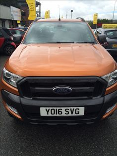 The Ford Ranger Wildtrak #leasing deal | One of the many cars and vans available & The Ford Edge #leasing deal | One of the many cars and vans ... markmcfarlin.com