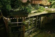 Allotment Roof Shed, Eco Shed from London owned by Joel Bird George Clarke Amazing Spaces, Shed Of The Year, House In Nature, Earthship, London City, Go Green, Garden Bridge, Home Projects, Eco Friendly