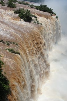 Brazil- iguaçu falls