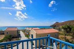 "Lemnos ""evgenia"" seaside resort. Exterior hotel photography."