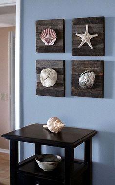 Decorare casa a tema mare! Ecco 20 esempi da cui trarre ispirazione... Decorare casa a tema mare! E' bello cambiare di tanto in tanto la decorazione in casa... Oggi abbiamo selezionato per voi 20 idee per portare un po' di mare in un angolo della...