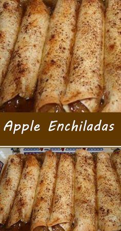 Hot Desserts, Apple Dessert Recipes, Fruit Recipes, Gourmet Recipes, Mexican Food Recipes, Sweet Recipes, Baking Recipes, Delicious Desserts, Yummy Food