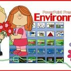 Environment PowerPoint Presentation  P.1- 2 The Meaning of Environment  P.3     The Components of Environment P. 4- 18 Biological components and Or...