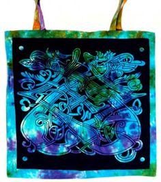 STONEHENGE MOON Laptop Messenger Bag-pagane Wicca Druido