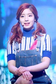 Dahyun In Pigtails : twice Kpop Girl Groups, Korean Girl Groups, Kpop Girls, U Go Girl, Girl Day, Twice Korean, Long Hair Tips, Twice Dahyun, Kim Jaehwan