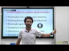 Urbanização No Brasil [Parte 1] [geografia]