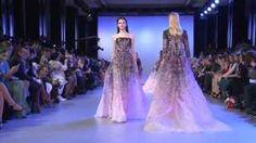 elie saab hauture spring summer 2014 fashion show - YouTube
