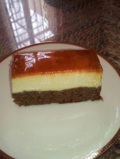 Gateau Magique - Plaisir Culinaire Algerien
