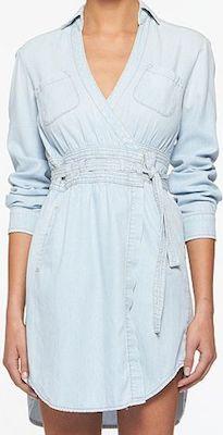 I love skirt dresses! Diane Von Furstenberg For Current/Elliot