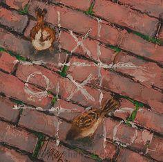 Sparrows tic tac toe
