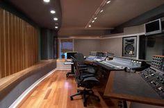 Control Room, The Oven Studios  Long Island, New York