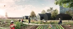 Could Urban Farms Be the Preschools of the Future?