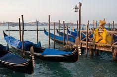 El final del carnaval de Venecia