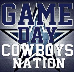 Game Day Cowboys Nation