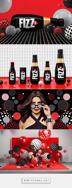 Appy Fizz: A New Brand Campaign from Sagmeister & Walsh