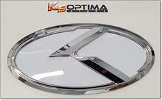 K5 Optima Store - Kia 3.0 K Logo Emblem Sets